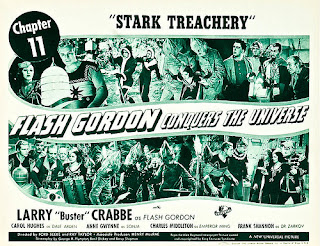 Flash Gordon conquista el Universo - Stark Treachery