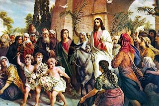 Resultado de imagen para domingo de ramos imagenes