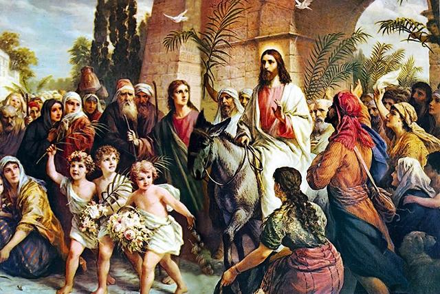 Entrada del Domingo de Ramos
