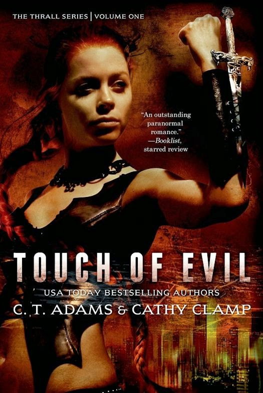 Review: Touch of Evil by C. T. Adams and Cathy Clamp