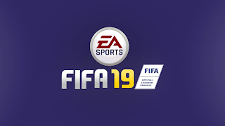 FIFA 19 Logo Wallpaper