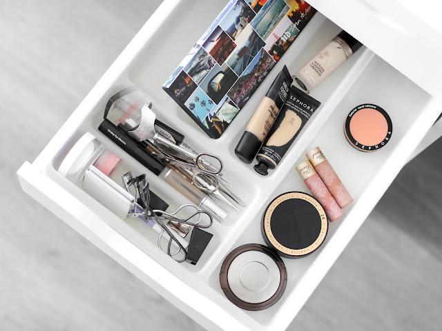 sbírka makeupu novinky na blogu