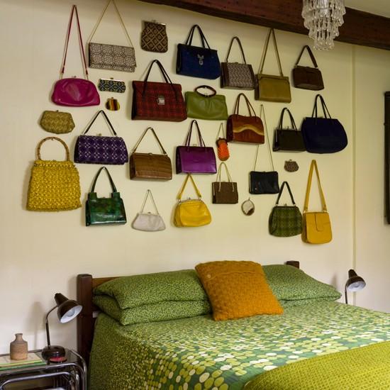 Retro Bedroom Decor Interior Designs Room