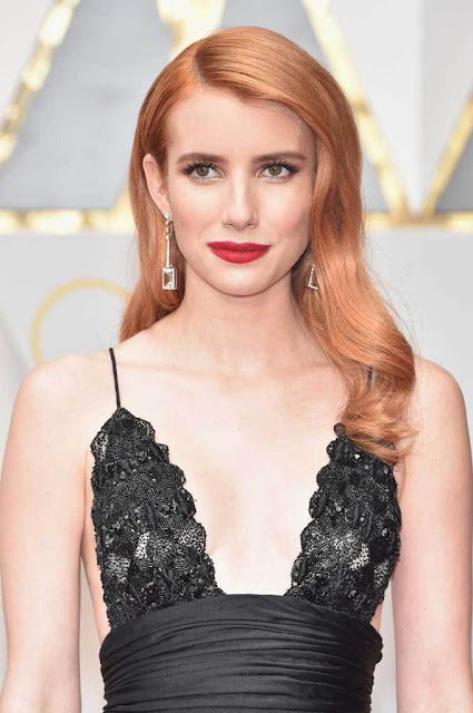 Emma Roberts at 89th Annual Academy Awards
