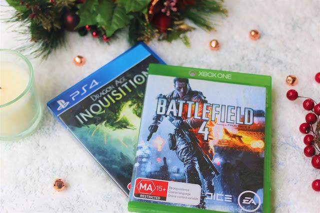 Christmas Gift Guide Blog Post 2016, Boyfriend Present Ideas
