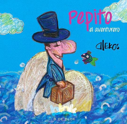 Pepito el aventurero de Alekos