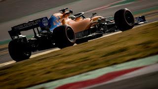 Formula 1 testing