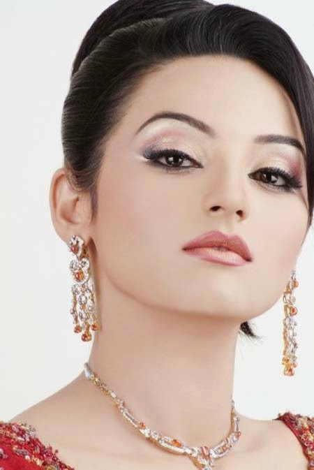 Party Makeup Tips For Pakistani Young Girls Latest Photos -1207