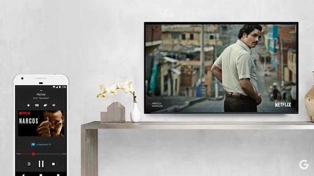 """Google anuncia """"Chromecast Ultra"""""""