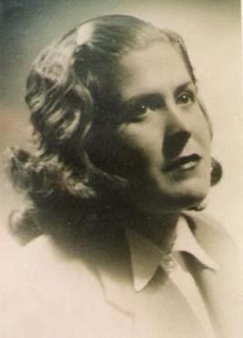La ajedrecista Gloria Velat