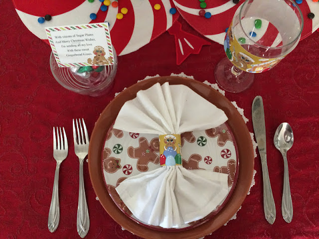 Have a fun Gingerbread dinner party with your kids while teaching Teaching your kids manners and fun with family dinner parties! With a little bit of effort and imagination, you can turn your dinning table into a place for good memories and not craziness with this fun and simple dinner idea.