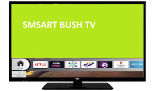 Bush  DLED32HDS Smart TV