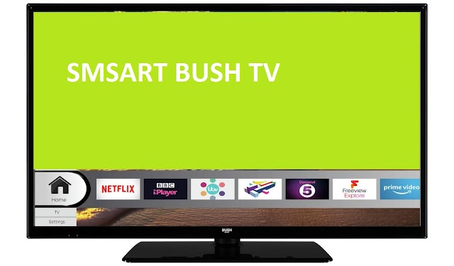 Bush  DLED32HDS 32 Inch Smart HD Ready TV specs