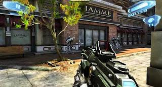 Permainan Tembakan Tembakan Android N.O.V.A. 3