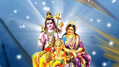 lord-shiva-and-parvati-ganpati-family-photo