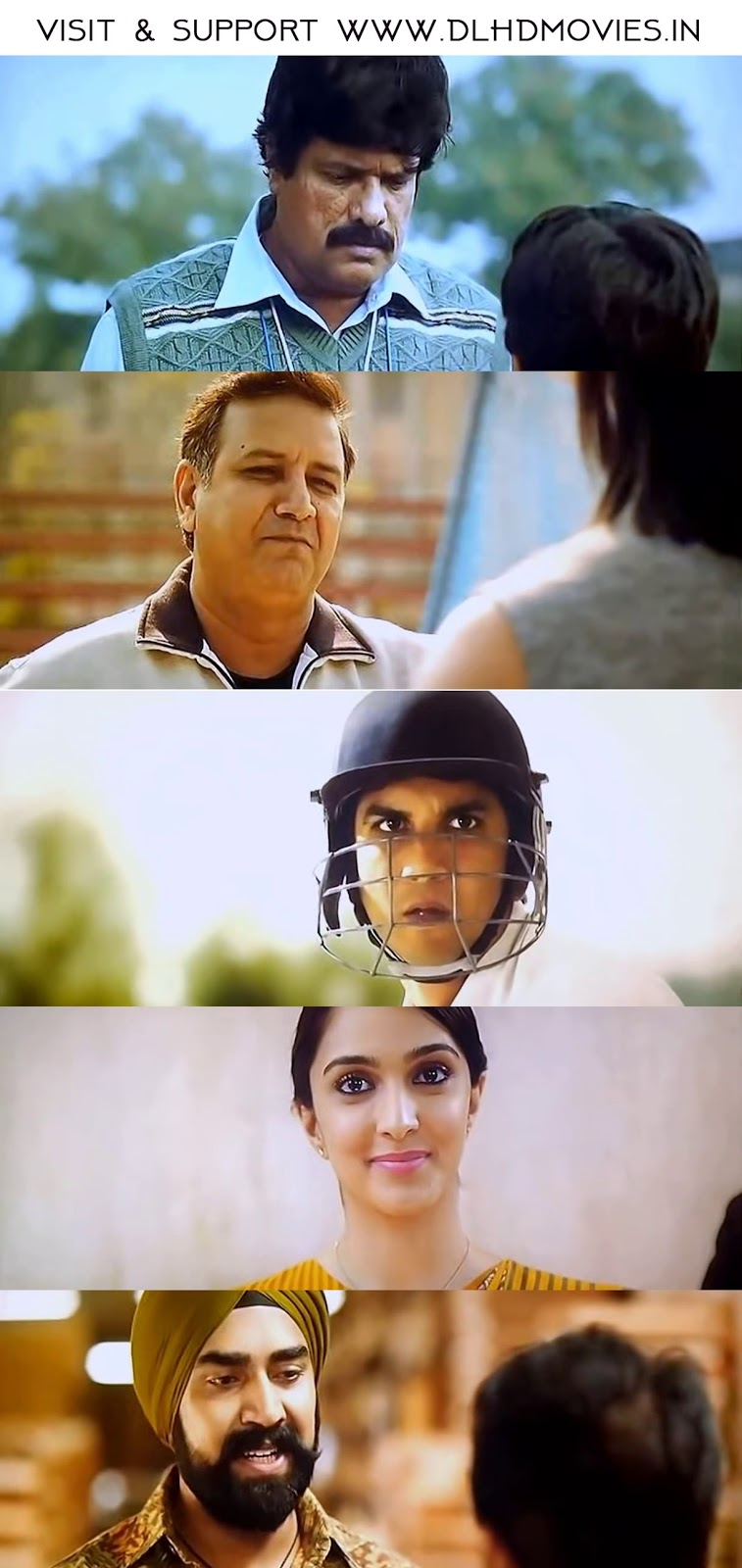 M.S. Dhoni: The Untold Story Movie Screenshot