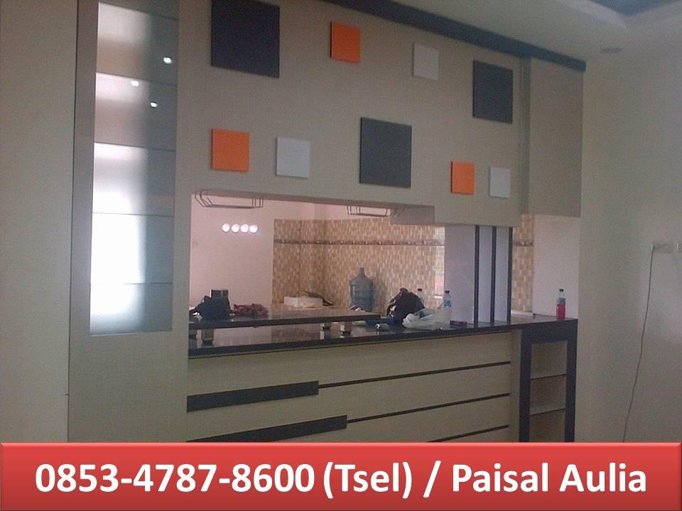0853 4787 8600 Tsel Kitchen Set Dapur Minimalis Epicgaming