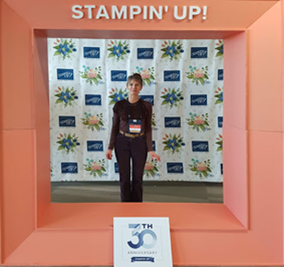 Stampin' Up! on Stage Local  Birmingham 2018