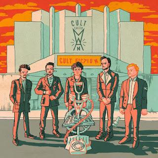 Cult Called Man - Cult Fiction (2016) - Album Download, Itunes Cover, Official Cover, Album CD Cover Art, Tracklist