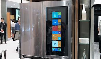 Windows 10 ile Çalışan LG Buzdolabı Özellikleri