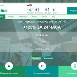 Statum (3 сезон): обзор и отзывы о statum.cc (HYIP СКАМ)