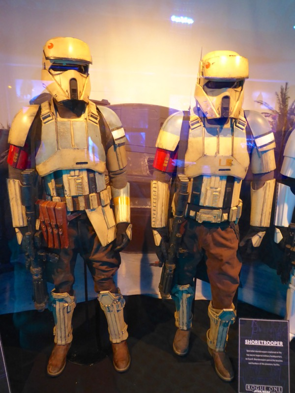 Rogue One Imperial Shoretrooper costumes