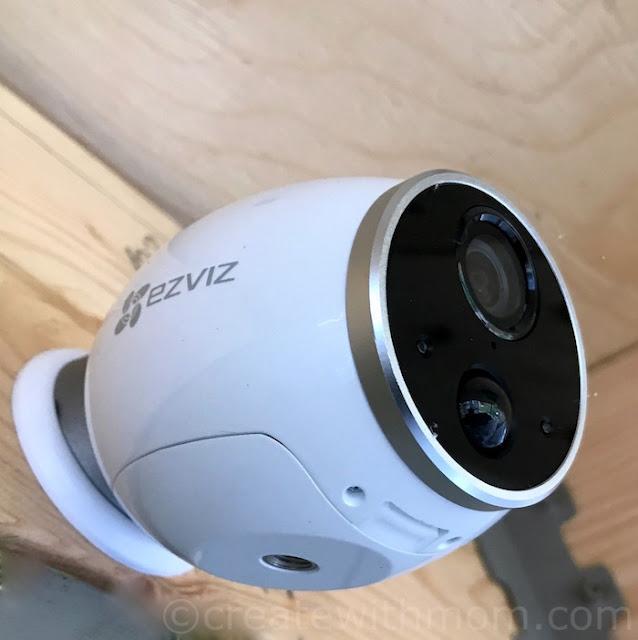 ezviz mini trooper camera