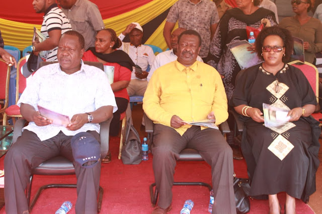 Day Of Death As 3 Workers Die At Mudavadi's Residence In Karen