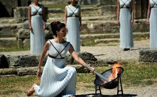 Αφή της Ολυμπιακής Φλόγας: ΑΥΤΟ είναι το το προγραμμα και την διαδρομή της φλόγας προς το ΡΙΟ