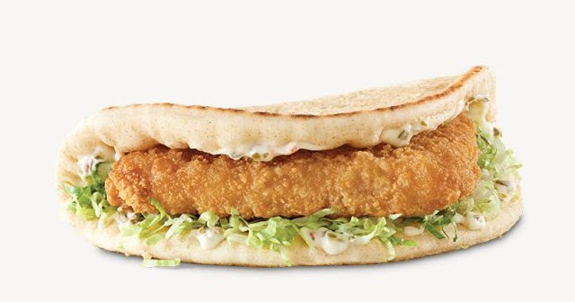Fish sandwiches are back at arby 39 s brand eating for Wendy s fish sandwich 2017