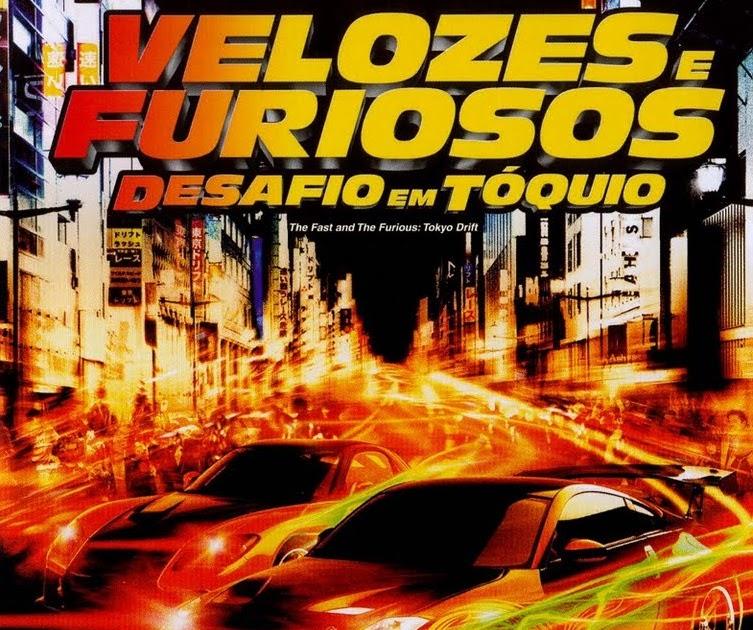DUBLADO BAIXAR FILME EM E TOQUIO VELOZES 3 FURIOSOS DESAFIO