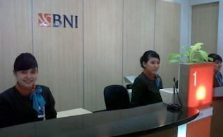 Informasi Lowongan Kerja Terbaru BUMN PT Bank Negara Indonesia (Persero) Tbk