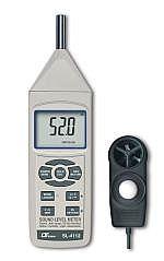 Jual Sound Level Meter Lutron SL-4112 Call 08128222998