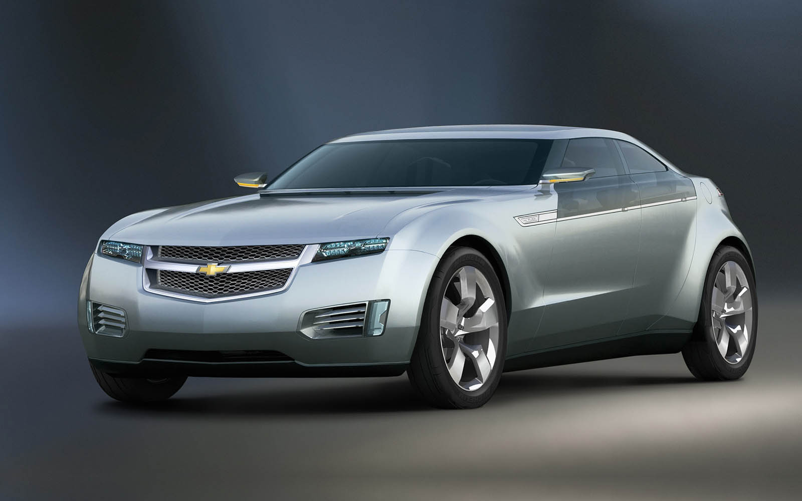 wallpaper: Chevrolet Volt Concept Car Paos