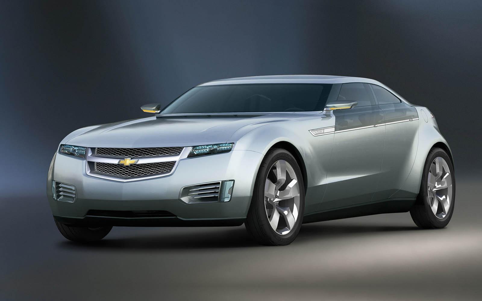 wallpapers: Chevrolet Volt Concept Car Photos