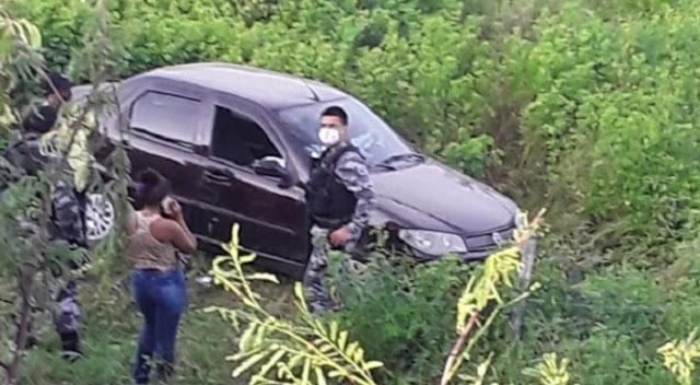 Crediarista morre vítima de acidente de carro entre Sousa e Vieirópolis