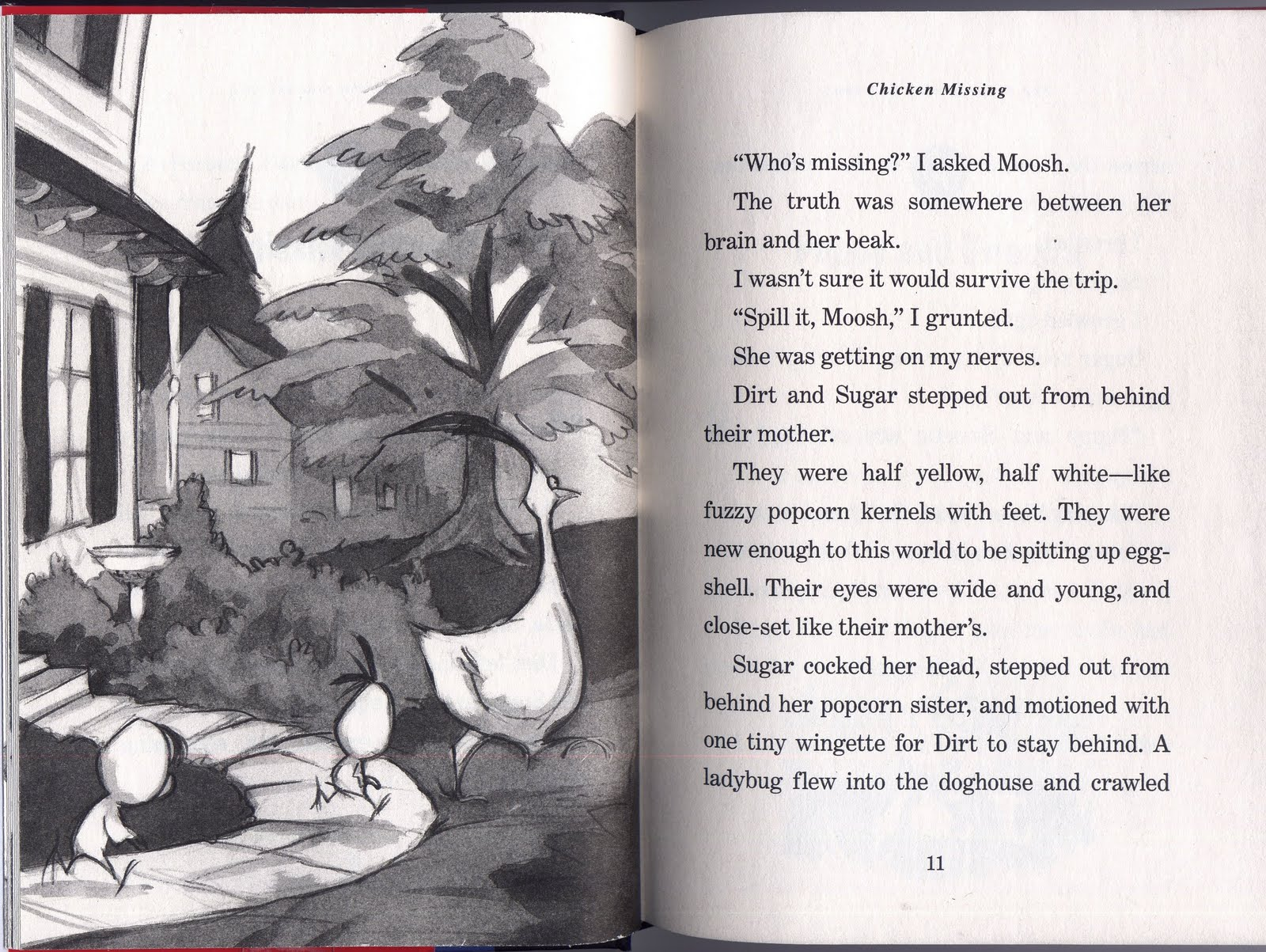 Prairie Creek Library: Fowl Play