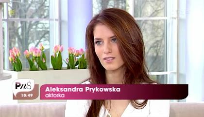 """Aleksandra Prykowska w """"Pytanie na śniadanie"""" w słusznej sprawie: pomoc dla Frania Błacha - zdjęcie"""