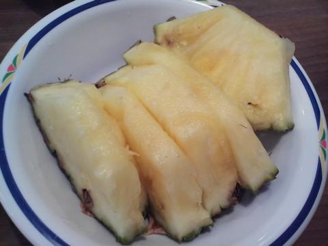 パイナップル ステーキガスト一宮尾西店11回目