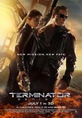 "Carátula del DVD: ""Terminator Génesis"""