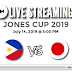 LIVE: Mighty Sports Philippines vs Japan || Jones Cup 2019