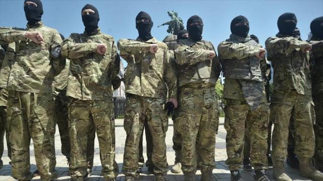 ¿Por qué neonazis de Brasil quieren ir a Ucrania?