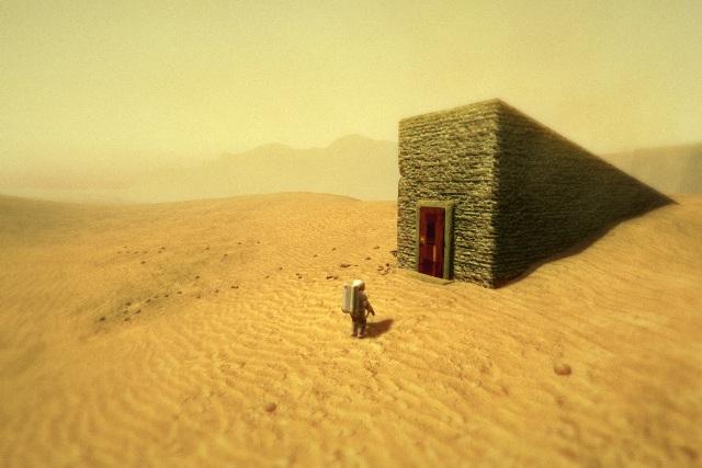 Lifeless Planet PC Games Gameplay