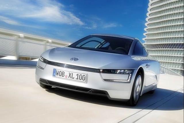 2016 Volkswagen XL1 Concept Price