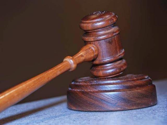 Malhete, o martelo do juiz