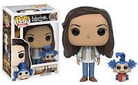 Funko Pop! Sarah and Worm
