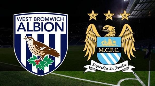 West Bromwich Albion vs Man City