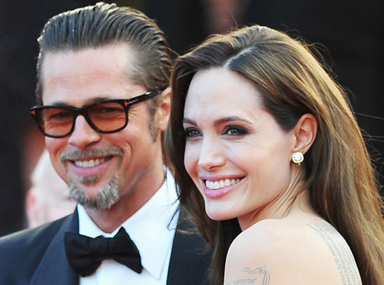 Power Couple Angelina Jolie and Brad Pitt Head For Divorce