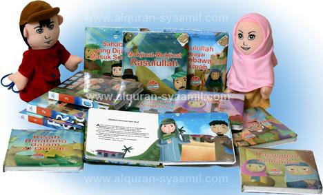 Membeli Online Buku Cerita Anak Rasulullah Sahabatku di Bandung