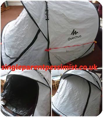 Quechua Tent Review